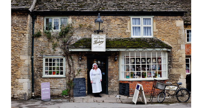 Rachel Coutts Lacock Bakery