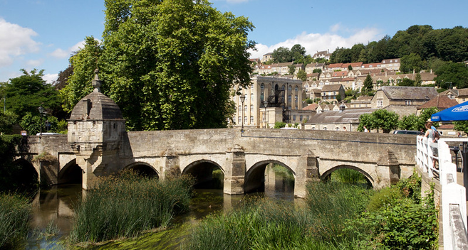 Bradford on Avon bridge