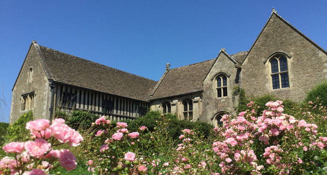 Great Chalfield Manor - stately home