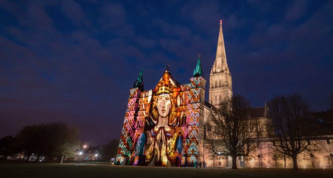 Salisbury Cathedral 2020