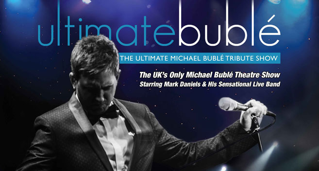 Michael Buble at Salisbury Playhouse