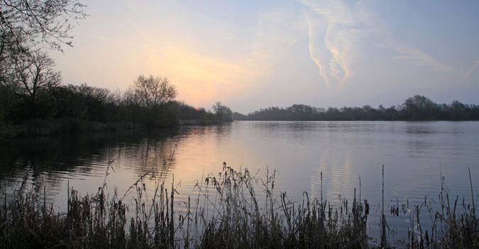 Waterhay, Cotswold Water Park