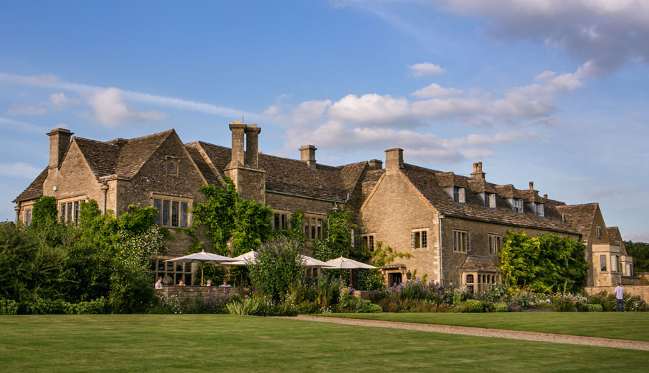 Whatley Manor spa break