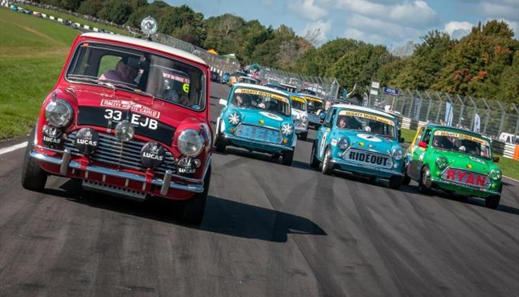 Castle Combe Circuit Race Day