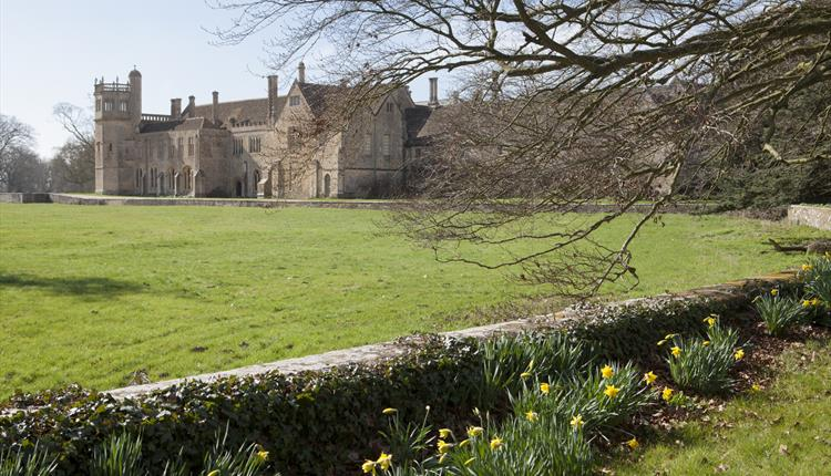 Lacock Abbey and Fox Talbot Museum