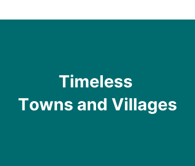 Timeless towns and villages