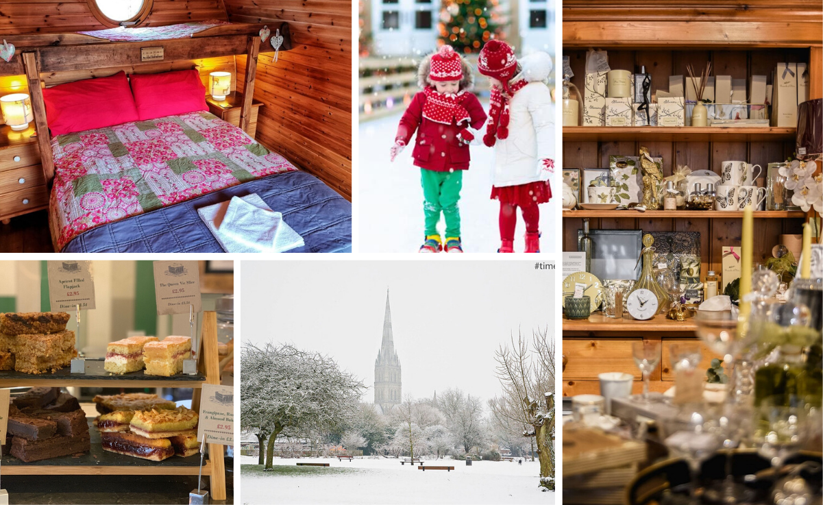 Win a Festive Family Trip - Visit Wiltshire