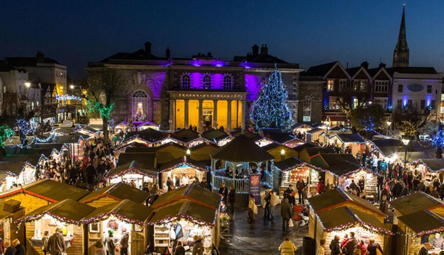 salisbury christmas market - On This Night On This Very Christmas Night