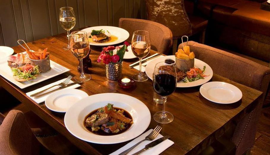 Restaurants in Salisbury - Visit Salisbury