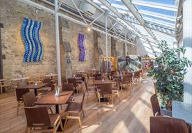 Refectory Restaurant at Salisbury Cathedral (C) Ash Mills