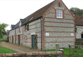 Sturgess Barns are part of a Grade II listed farmhouse complex