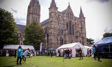 Salisbury Contemporary Craft & Heritage Festival