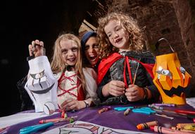Halloween Half-Term at Old Sarum
