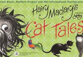 Hairy Maclary's Cat Tales