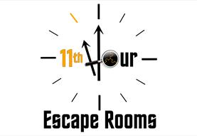 11th Hour Escape Rooms - Live interactive 'Escape The Room' Game