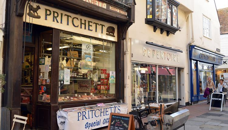 Pritchett's Family Butchers