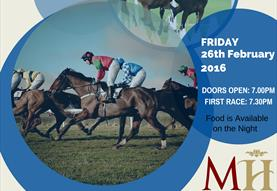 Race Night for Salisbury Hospice
