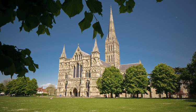 Image result for salisbury cathedral