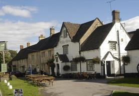 The White Horse, Biddestone