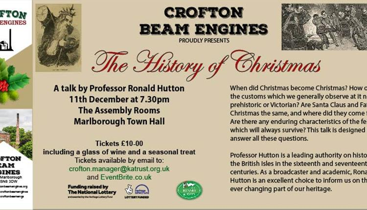 The History Of Christmas.The History Of Christmas By Prof Ronald Hutton Visit Wiltshire