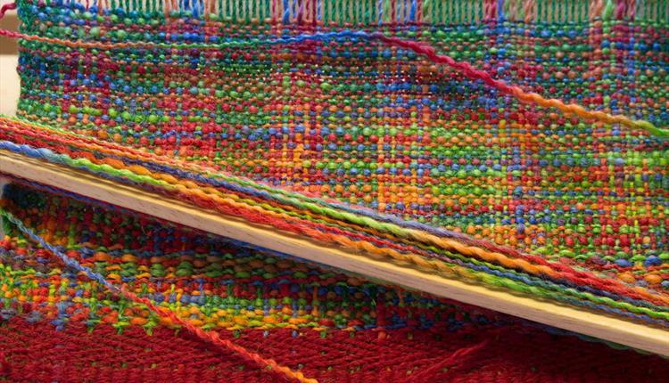 Inkle Loom Weaving - Visit Wiltshire