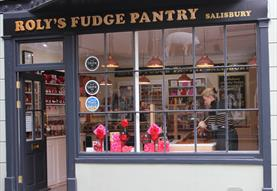 Roly's Fudge Pantry