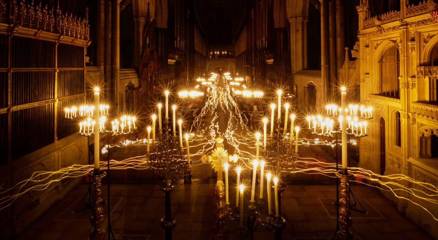 Salisbury Cathedral Advent