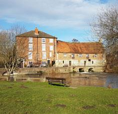 The Old Mill, Salisbury