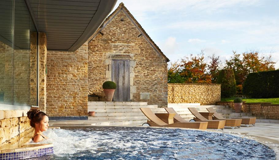 Aquarias Spa, Whatley Manor Hotel