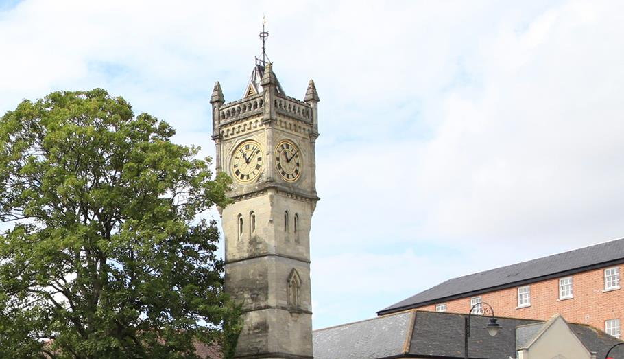 Salisbury Clock Tower