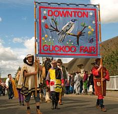 Downton Cuckoo Fair