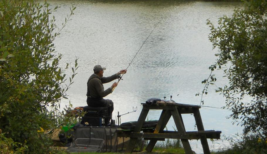 Fishing in Wiltshire