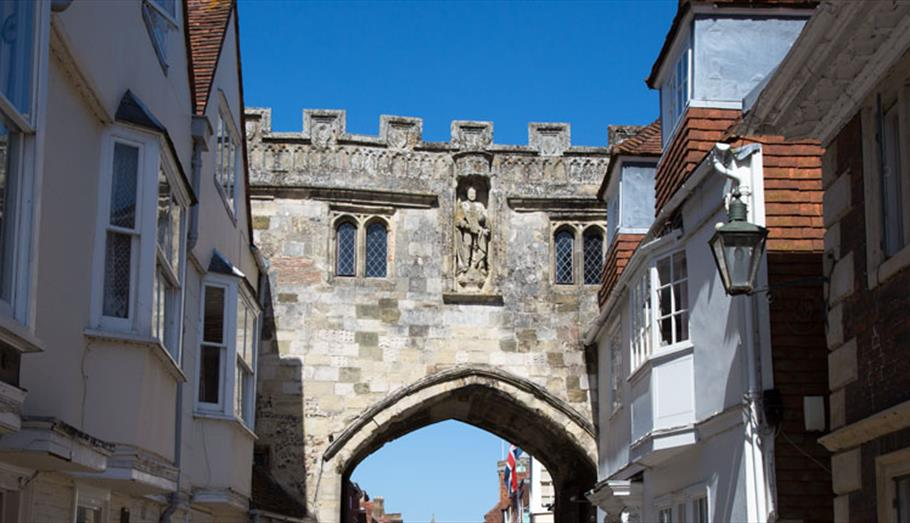 High Street Gate, Salisbury