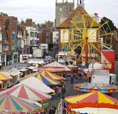 Marlborough Mop Fair