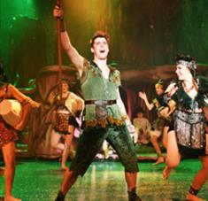 A Review of Peter Pan at the Wyvern Theatre Swindon