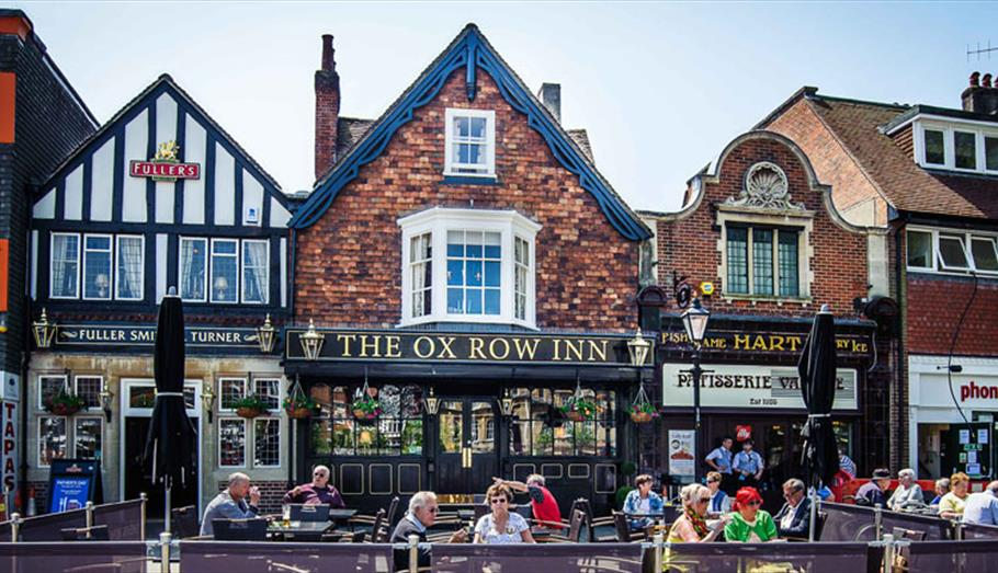 Pubs in Salisbury