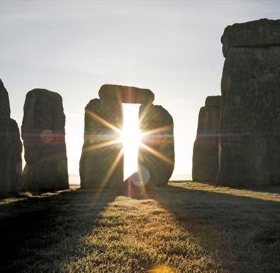 Stonehenge, Wiltshire (C) English Heritage