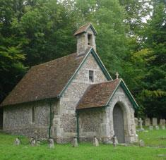 Tidworth Mortuary Chapel