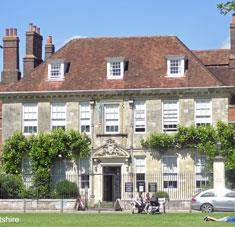 Mompesson House Salisbury