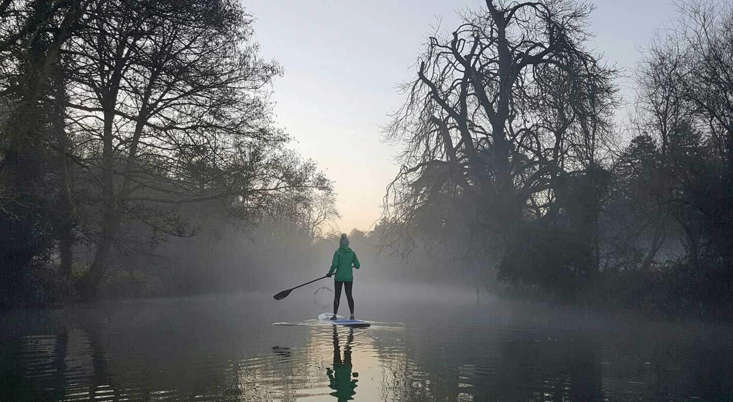 Paddle Board on Kennet & Avon
