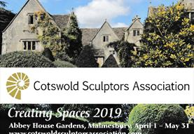 Creating Spaces 2019 Sculpture Exhibtion