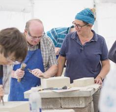 Two Day Stone Carving Workshops