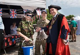 Salisbury Armed Forces Day