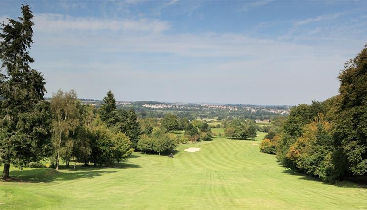 Salisbury & South Wilts Golf Club