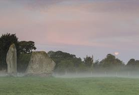 Spooky Adventures at Avebury