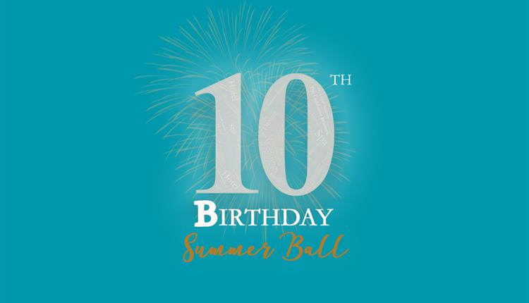 Bowood Hotels' 10th Birthday Summer Ball