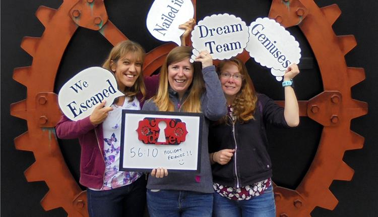 Co-Decode Live Escape Room Game