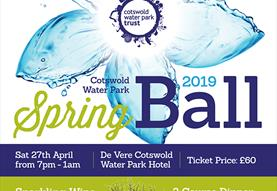 2019 Cotswold Water Park Spring Ball