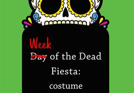 Week of the Dead Fiesta: costume creation