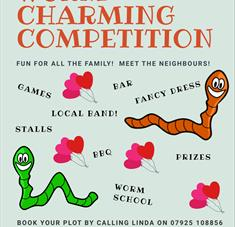 The First Harnham Community International Worm Charming Competition